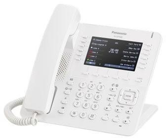 Panasonic KX-DT680NE Weiß