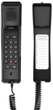 Fanvil Hoteltelefon H2U-B Schwarz