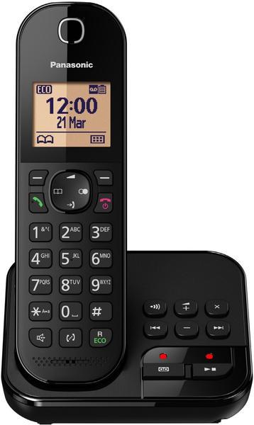 Panasonic KX-TGC420GB Solo Black