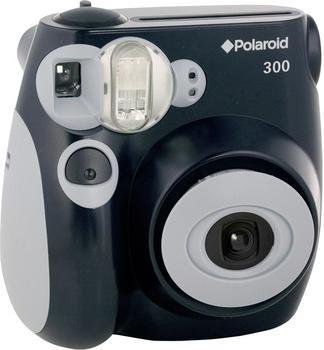 Polaroid 300 Sofortbildkamera schwarz