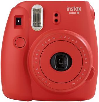 Fujifilm Instax Mini 8 himbeerrot