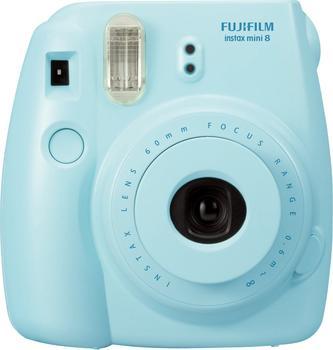 Fujifilm Instax Mini 8 hellblau