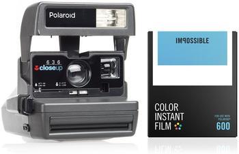 Polaroid 90's Style Camera