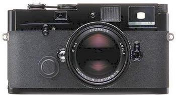 Leica MP 0,72 silber