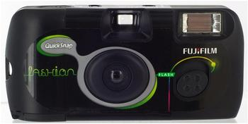 Fujifilm Quicksnap 27 Flash 400 schwarz
