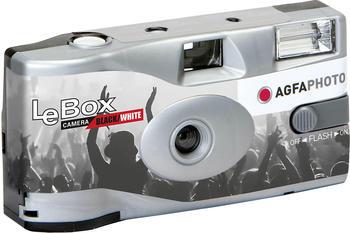 AgfaPhoto LeBox black/white Flash 400/36