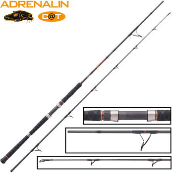 Balzer Adrenalin Cat Spin 2,40 m 40-185 g