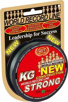 WFT KG Strong Green 150m 0,12mm