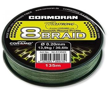 Cormoran Corastrong 8 Braid 0,10mm