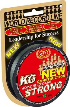WFT KG Strong Chartreuse 150m 0,25mm