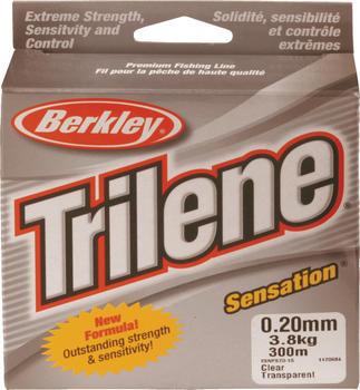 Berkley Trilene Sensation 300m 0.40mm