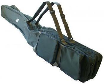 Behr Angelsport Allround- Rutentasche mit 3 Innenfächern 160cm