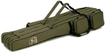 Behr Angelsport Allround- Rutentasche mit 3 Innenfächern 125cm