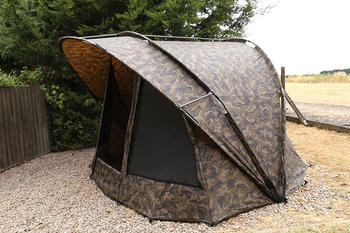 Fox R-Series 1-Person XL Bivvy Camo