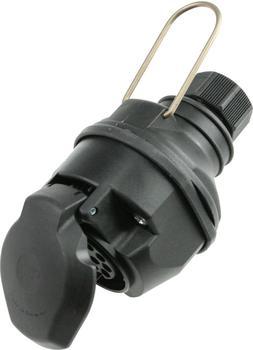 AS Schwabe Caravan-Kupplung 13-polig mit Sicherungsbügel (60466)