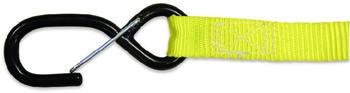 Acerbis Big Tie Downs 35mm Yellow (0010355.060)