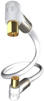 in-akustik Premium Antennenkabel 90 Grad (1,5m)