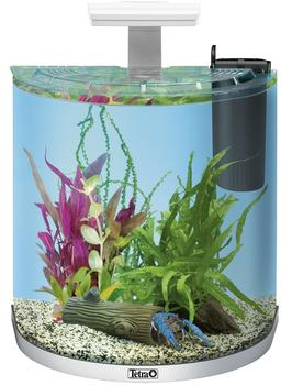 Tetra AquaArt Explorer Line LED 30 L White Edition Goldfish