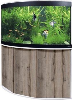 Fluval Aquariumkombination Venezia 350 Eiche / weiß