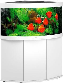 Juwel Trigon 350 LED mit Unterschrank SBX weiß