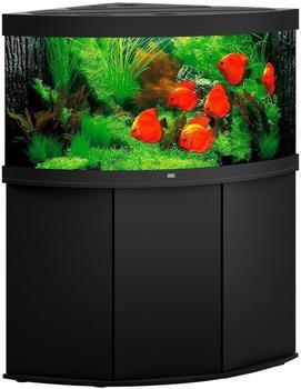 Juwel Trigon 350 LED mit Unterschrank SBX schwarz