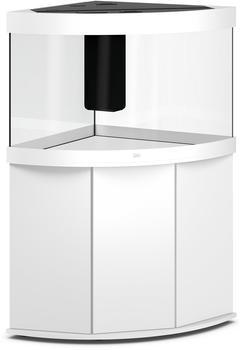 Juwel Trigon 190 LED mit Unterschrank SBX dunkles Holz