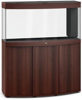 Juwel Vision 260 LED mit Unterschrank SBX dunkles Holz