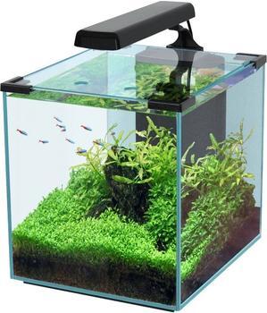 Aquatlantis Nano Cubic 30 mit Unterschrank