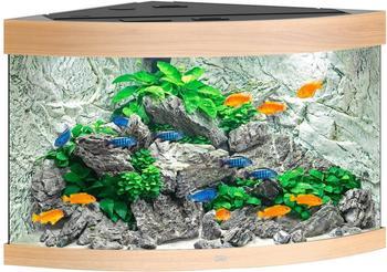 Juwel Trigon 190 LED ohne Schrank helles Holz