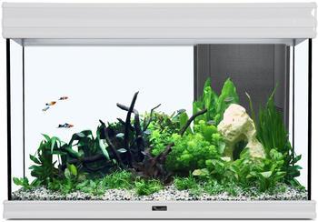 Aquatlantis Fusion 80 LED 2.0 ohne Unterschrank weiß