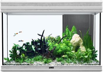 Aquatlantis Fusion 80 LED 2.0 ohne Unterschrank steinoptik