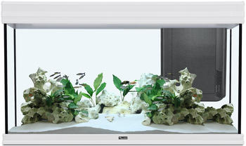 Aquatlantis Fusion 100 LED 2.0 ohne Unterschrank weiß