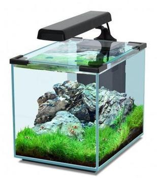 Aquatlantis Nano Cubic 20 LED schwarz