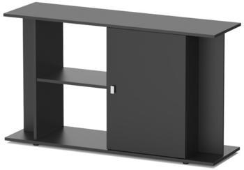 Aquatlantis Unterschrank Style LED 120x40x70cm schwarz