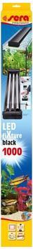 sera LED fixture 1000 schwarz