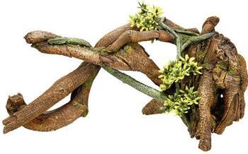 "Nobby Aqua Ornaments ""MANGROVE"" mit Pflanzen (32,7 x 13 x 16,5 cm)"