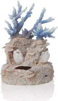 biOrb Korallenriff Ornament blau (46121)