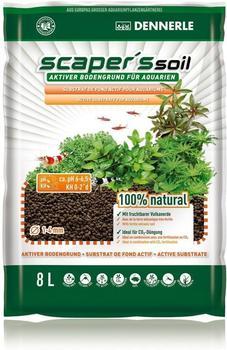 Dennerle Scaper's Soil 1-4mm 4L