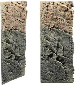 Back to Nature Slimline Basalt/Gneiss 60C 20x55cm