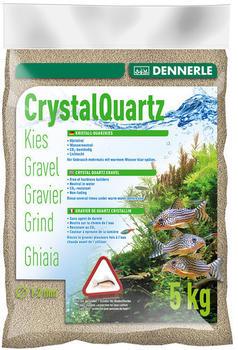 Dennerle Kristall-Quarzkies naturweiß 1-2mm 5kg