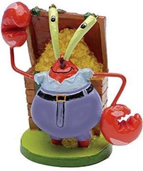 Penn-Plax Spongebob Schwammkopf - Mr Krabs 5cm
