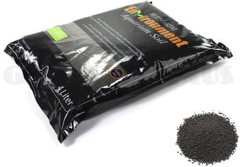 GlasGarten Environment Aquarium Soil Powder 1-2mm 4L