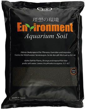 GlasGarten Environment Aquarium Soil 2-4mm 9L
