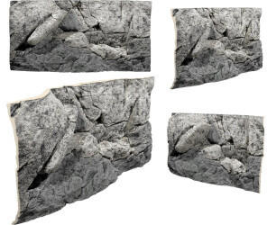 Back to Nature Aquarium Rückwand River 3D XS 100x50cm