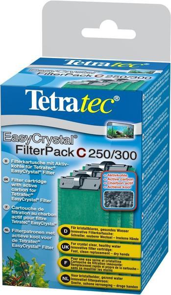 Tetra EasyCrystal Filter Pack C250/300 mit Aktivkohle (151598)