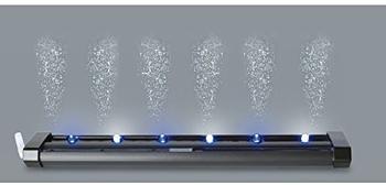 Superfish LED Bubble Strip weiß/blau (20 cm)