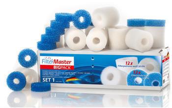 FilterMaster BigPack Set 1 Filtermedien