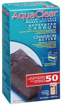 AquaClear Aktivkohle-Filtereinsatz für Powerfilter 50