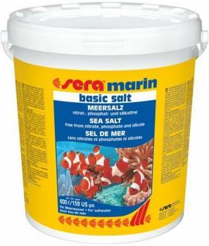 sera Marin Basic Salt 20 kg