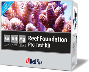 Red Sea Reef Foundation Pro Test-Set